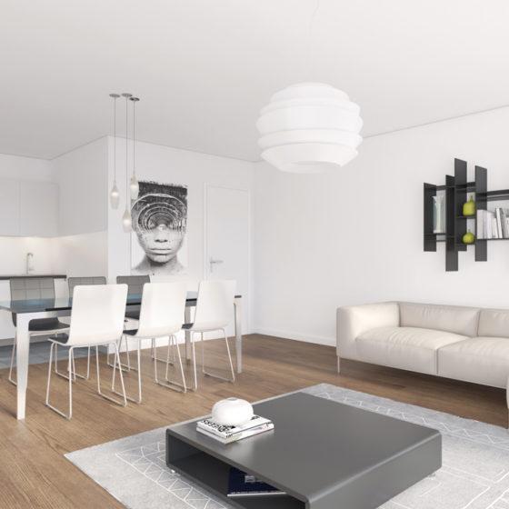 Redwood, 24 appartements à Anderlecht