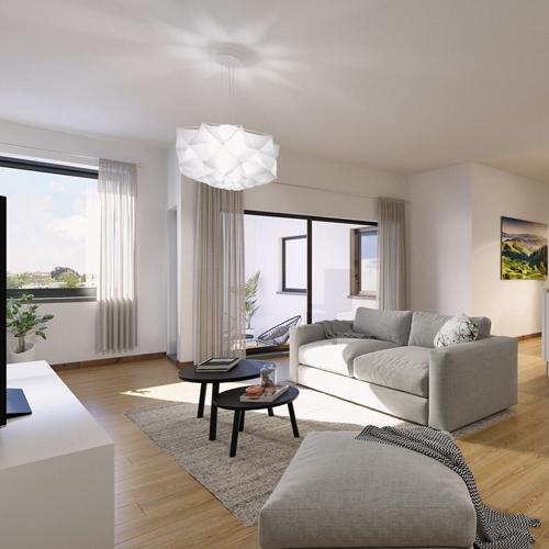 Appartement neuf sur Bruxelles