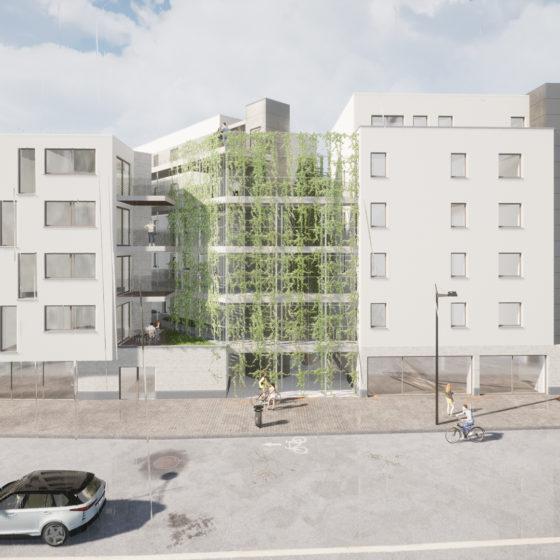 Appartements avec terrasses à Namur