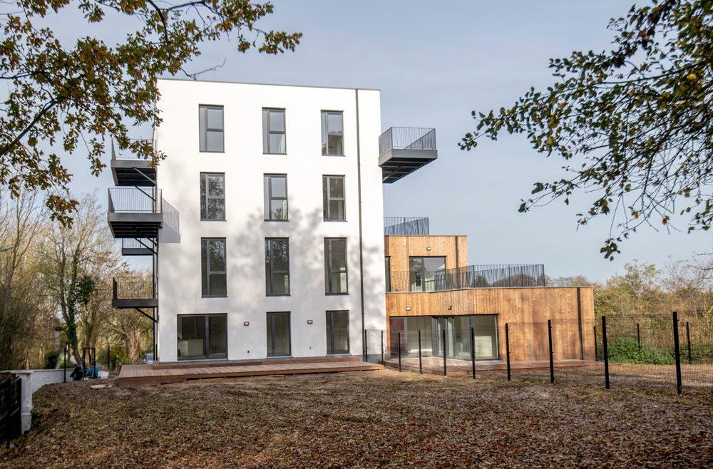 Immobilier - appartements en construction